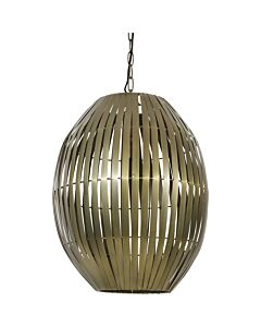 Hanglamp42x57cmKyomiAntiekBrons