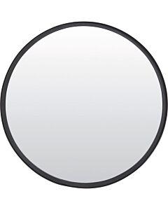 Spiegel50x4cmBitaMatZwart