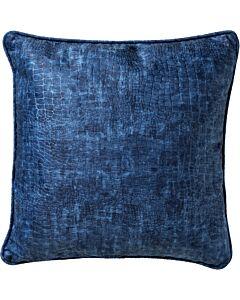 Kussen Sammy 45x45 blauw