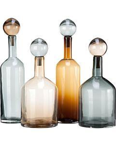 Bubbles & bottles chic mix set 4