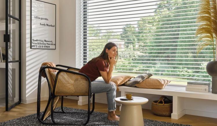Een Smart Home met Luxaflex® Powerview®