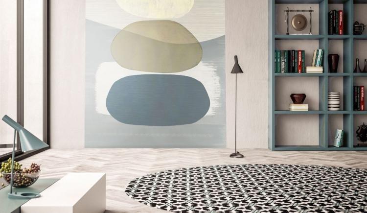 Woontrend 2021: curvy pastels